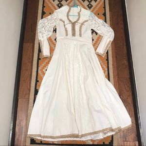 Vintage handmade dress